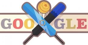 Doodle Nouvelle Zelande contre Inde pour l ICC 2016