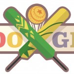 Doodle : Pakistan Vs Australie au cricket
