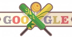 Doodle Pakistan Vs Australie au cricket