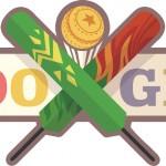 Doodle : Pakistan Vs Bangladesh en cricket