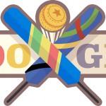 Doodle : Sri Lanka Vs Afghanistan au cricket