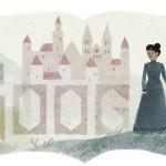 Doodle : il y a 143 ans naissait Marija Juric Zagorka