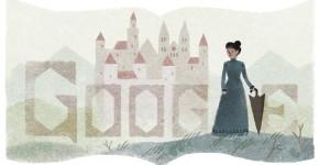 Doodle il y a 143 ans naissait Marija Juric Zagorka
