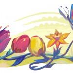 Doodle : Google célèbre le Norouz 2016