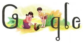 Doodle il y a 85 ans naissait Ratchanee Sripaiwan