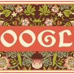 Doodle : il y a 182 ans naissait William Morris