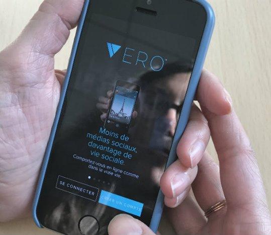 Vero : le nouveau réseau social qu'il faut utiliser ?
